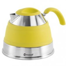 Collapse Kettle 1.5L Yellow
