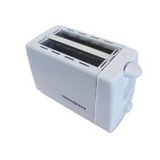Swiss Lux White Toaster