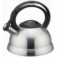 Liberty 2.5Ltr S/Steel Whistling Kettl
