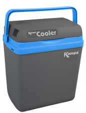 25L Te Cooler Blue, Kampa