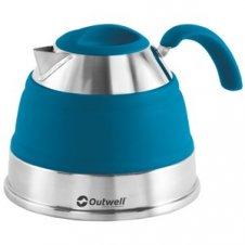 Collapse Kettle 1.5L Blue