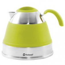 COLLAPSE KETTLE 2.5L GREEN