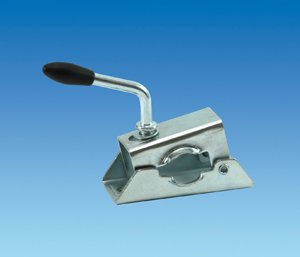 jockey wheel clamp 48mm