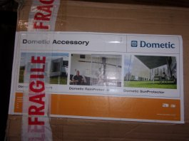 DOMETIC PW CAMPING ROOM SIDE PANELS MED