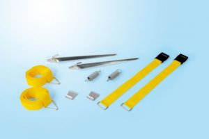 Fiamma Tie Down Kit S Yellow