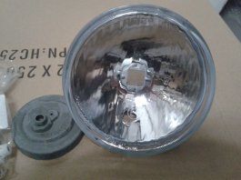 INNER ROUND HEADLIGHT H3 55W MAIN