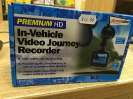 Hd In Vehicle Recorder