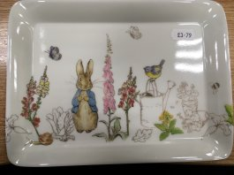 Peter Rabbit Classic Scatter Tray