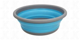 Collapsible Round Wash Bowl