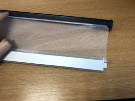 NET FLYSCREEN 400x400mm REMIS