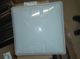 OPAQUE ROOFLIGHT TOP MPK 40Xx40cm