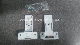 Pair Freezer Door Hinge