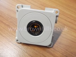 12V CBE SOCKET LIGHT GREY