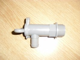 WASTE WATER GATE VALVE GREY