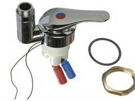 Reich Twist Mixer For Showerheads 33Mm