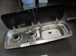Hob Sink Combination
