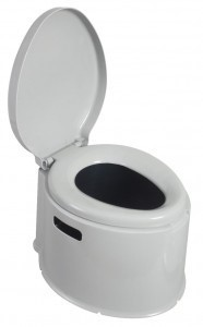 Khazi portable toilet