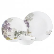 Corelle 12Pc Set Forest At Dawn