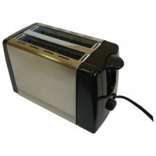 Swiss Lux Stainless Toaster