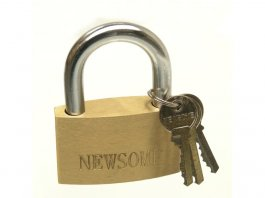75Mm Brass Padlock