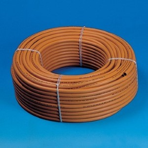 GAS HOSE ORANGE