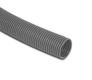 Hose 23.5mm waste grey