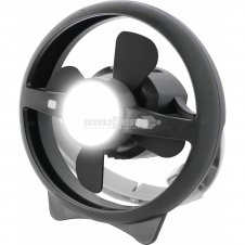 Atmo rechargeablelight/fan