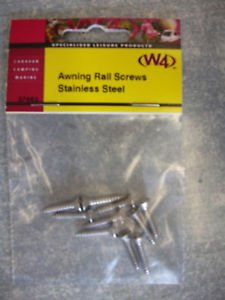 Awning Rail Screw