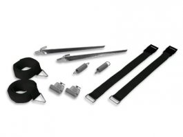 Fiamma Caravanstore Tie Down Kit Black