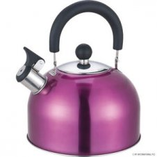 PURPLE 2.5 WHISTLING KETTLE