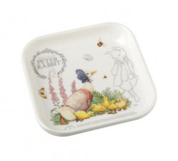Peter rabbit trinket tray