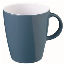 Avio blue resylin mug 30cl