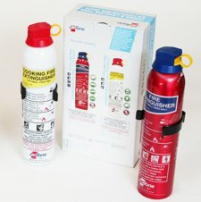 Fire Extinguisher Twin Pack